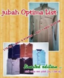 Jubah Saudi Optima list