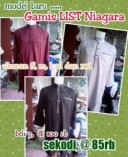 Gamis List Niagara